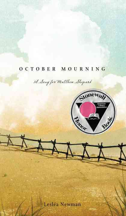 October Mourning By Newman, Leslea